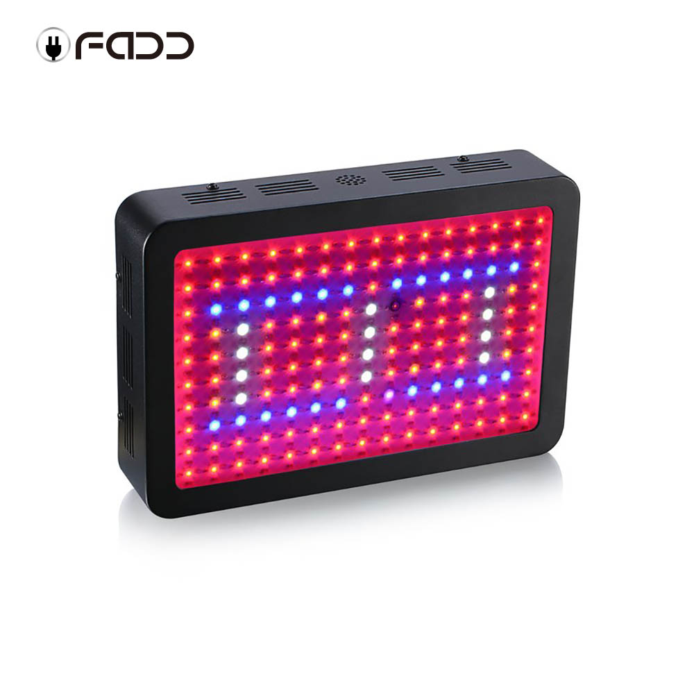 OFADD LED 450w LED Grow light For Medical Flower Plants Vegetative and Flowering Stage Full Spectrum led grow light
