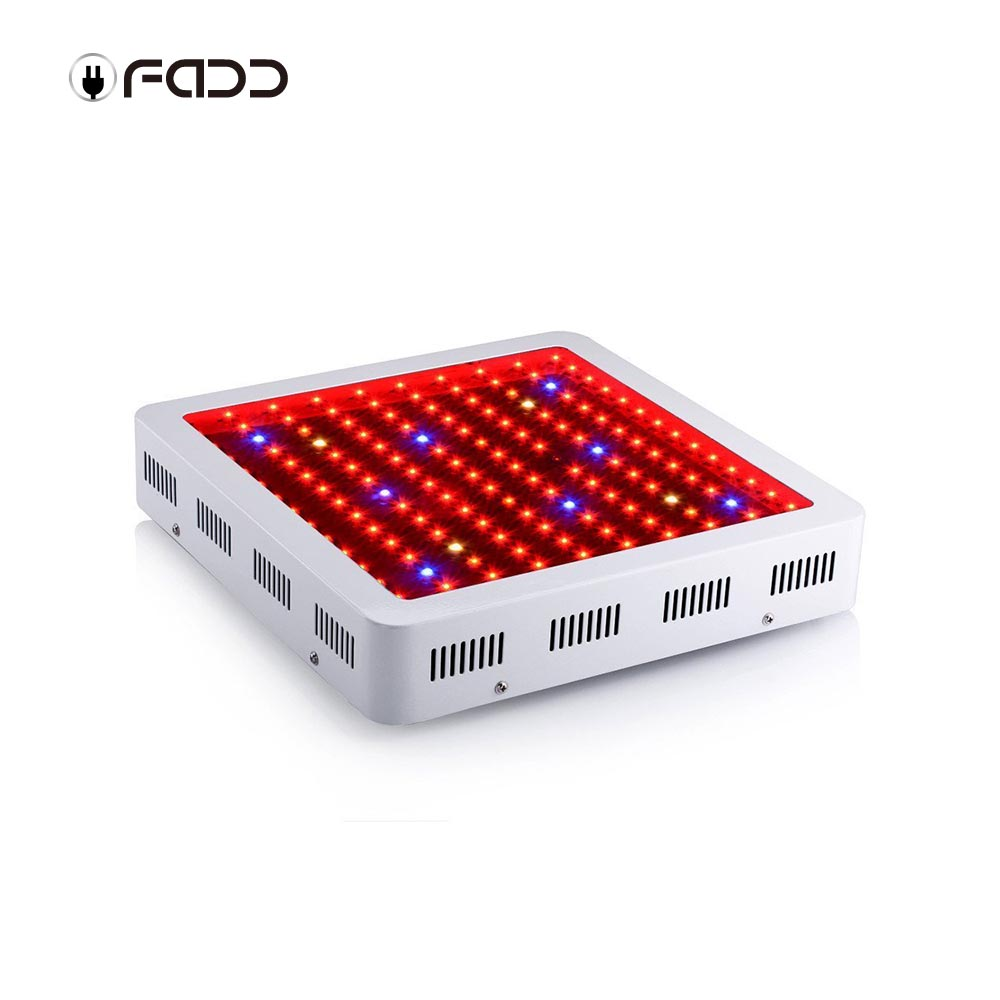 OFADD 900W Effective full spectrum 360-870nm LED Grow Light Panel For Indoor Plants, High Yield