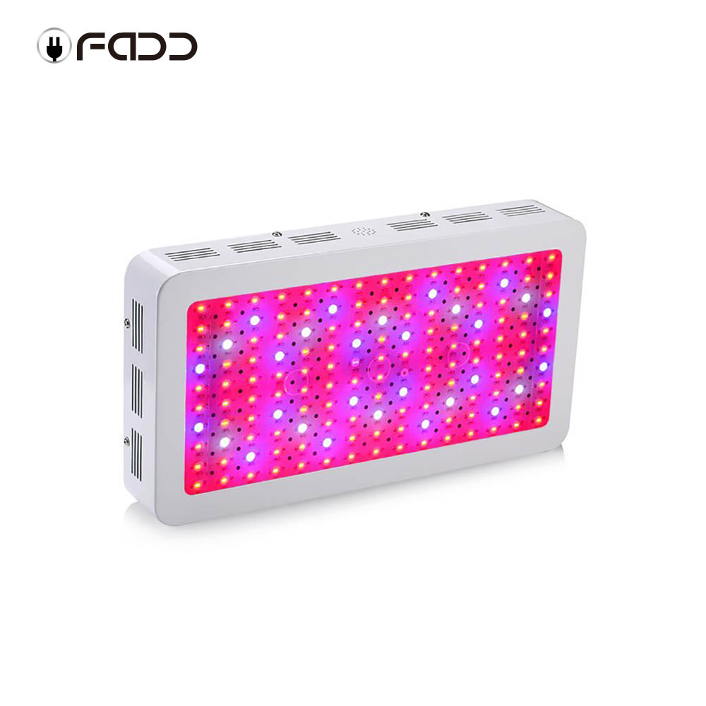OFADD LED 1500W Double Chips LED Grow Light Full Spectrum 410-730nm For Indoor Plants and Flower Phrase Very High Yield