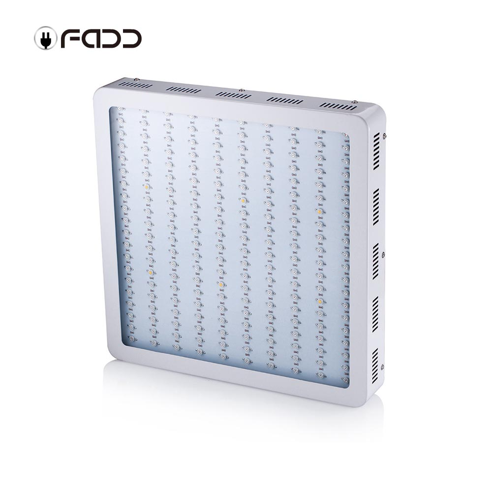 OFADD 1200W Effective full spectrum 360-870nm LED Grow Light Panel For Indoor Plants, High Yield