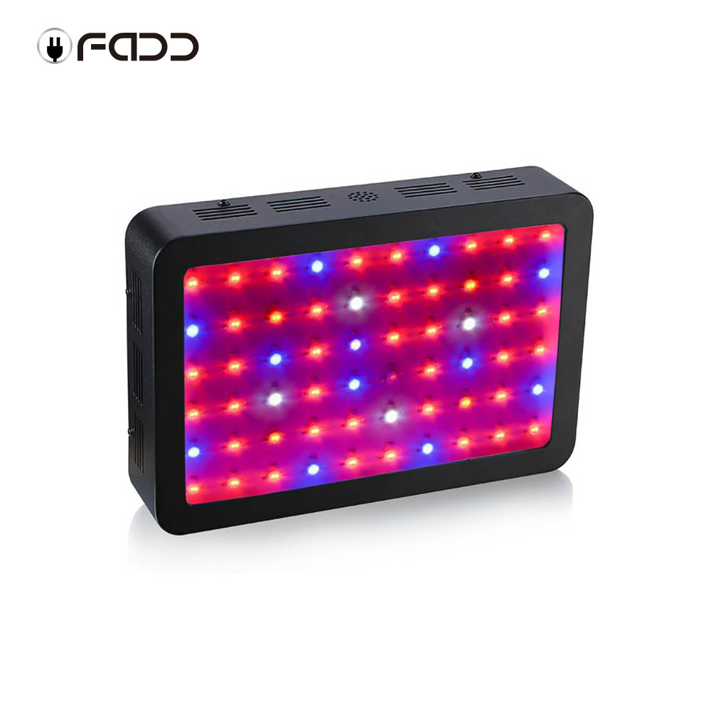 OFADD LED 600W Double Chips 410-730nm Full Spectrum LED Grow Light For Indoor Plants and Flower Phrase led Lights For Growing
