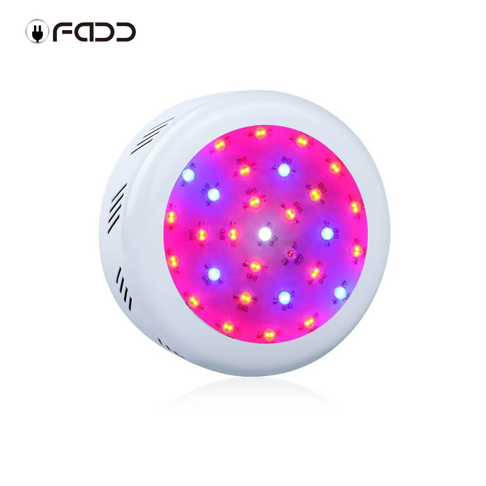 OFADD UFO 300W Double Chips Full Spectrum Medical LED Grow Light Flower Plants led grow lights for indoor plants
