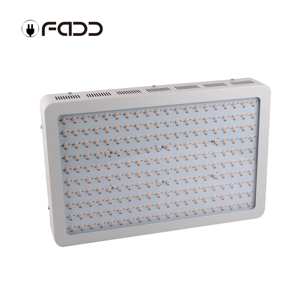 OFADD hydroponic growing systems indoor 2000w led grow light / led plant grow light high yield Greenhouse cultivation