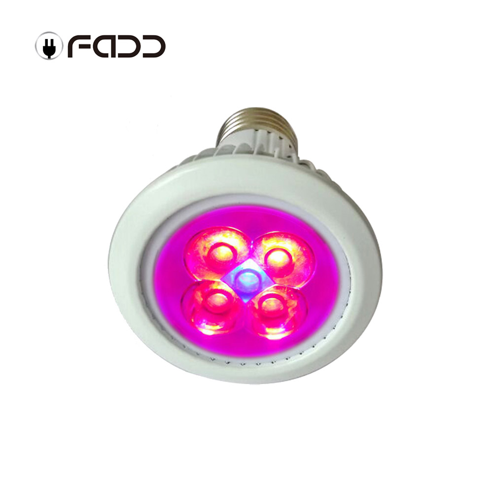 OFADD Flower Plant Greenhouse 5W E27 LED plant grow light high yield Greenhouse vegetables LED Greenhouse Light