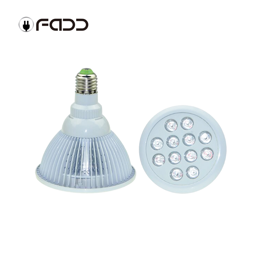 OFADD good quality E27 base Epistar chip 24W plant grow led light high yield Greenhouse cultivation LED Hydroponics Lamp