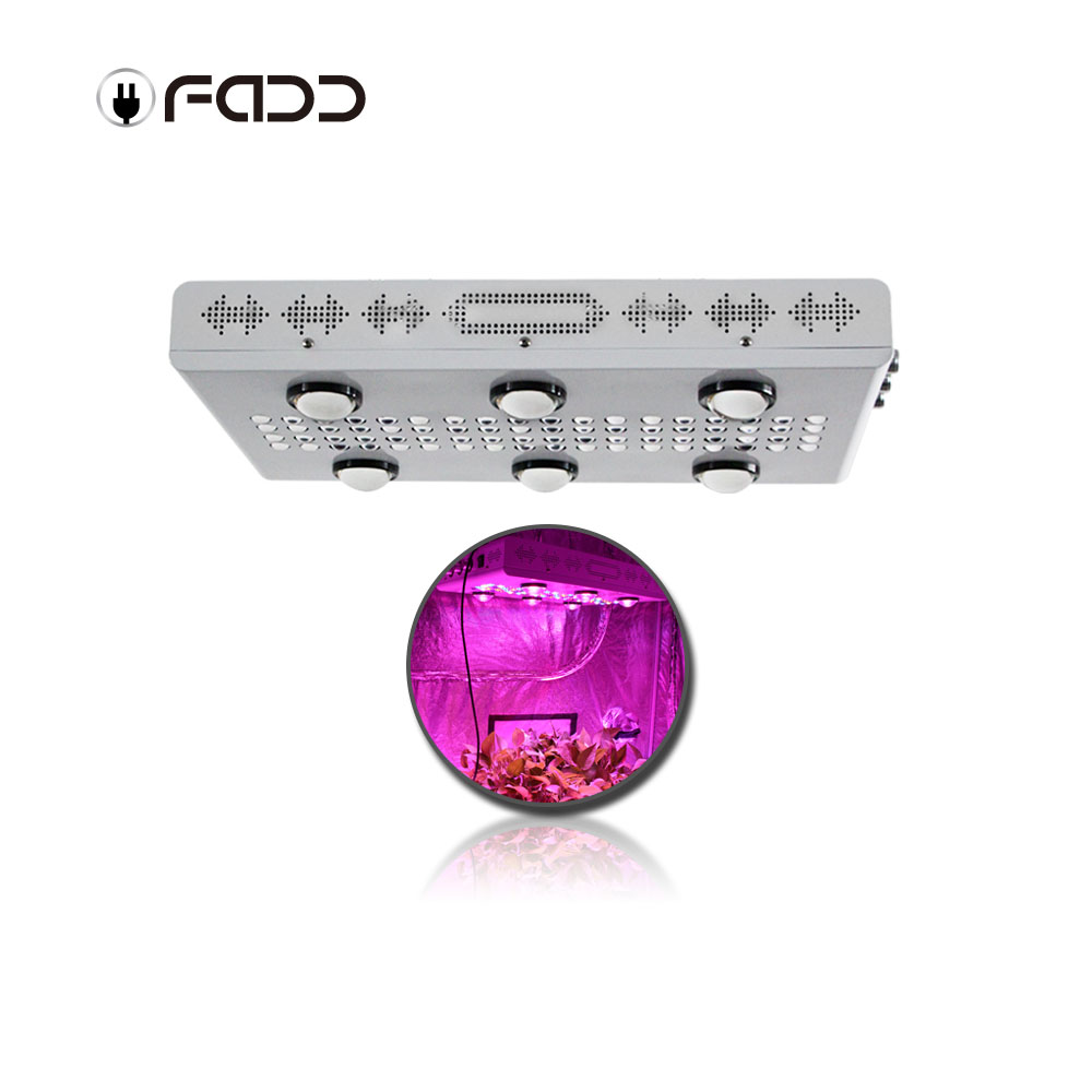 OFADD Professional design dimmable led plant grow light high power 1500W led grow light hydroponic Greenhouse cultivation high yield