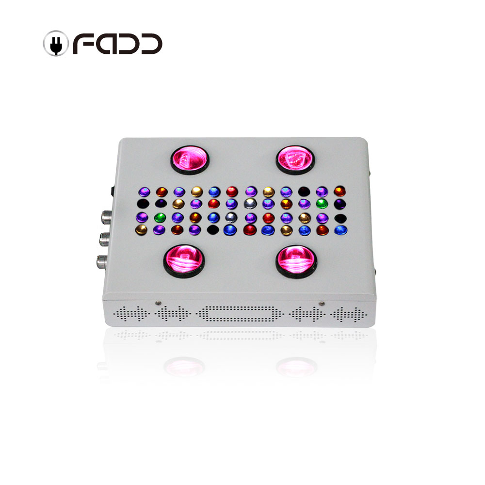 OFADD hydroponic solution led grow light hydroponic high par 1000w led grow light high yield Hydroponic cultivation